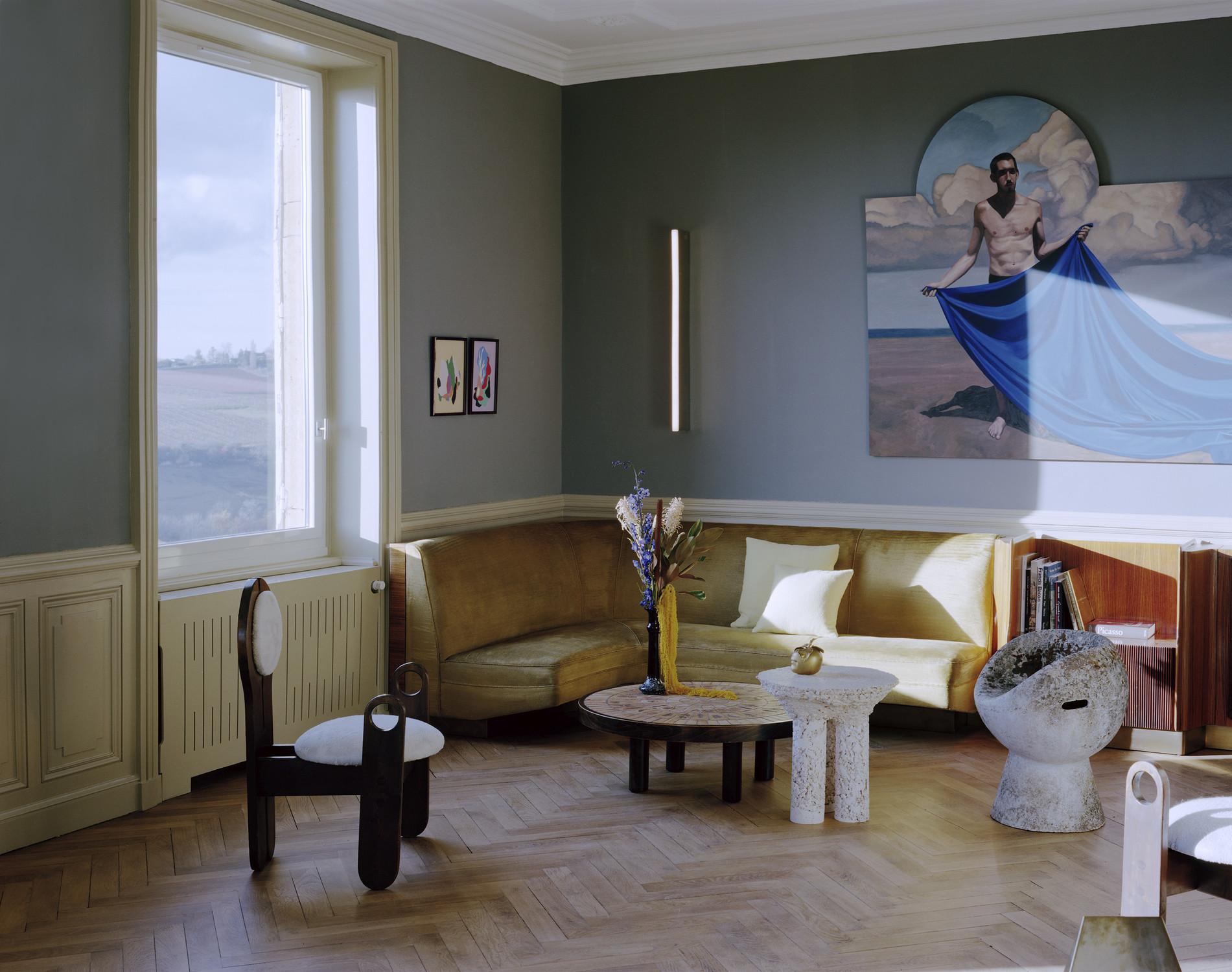 Maison Marine Bonnefoy - © François Coquerel
