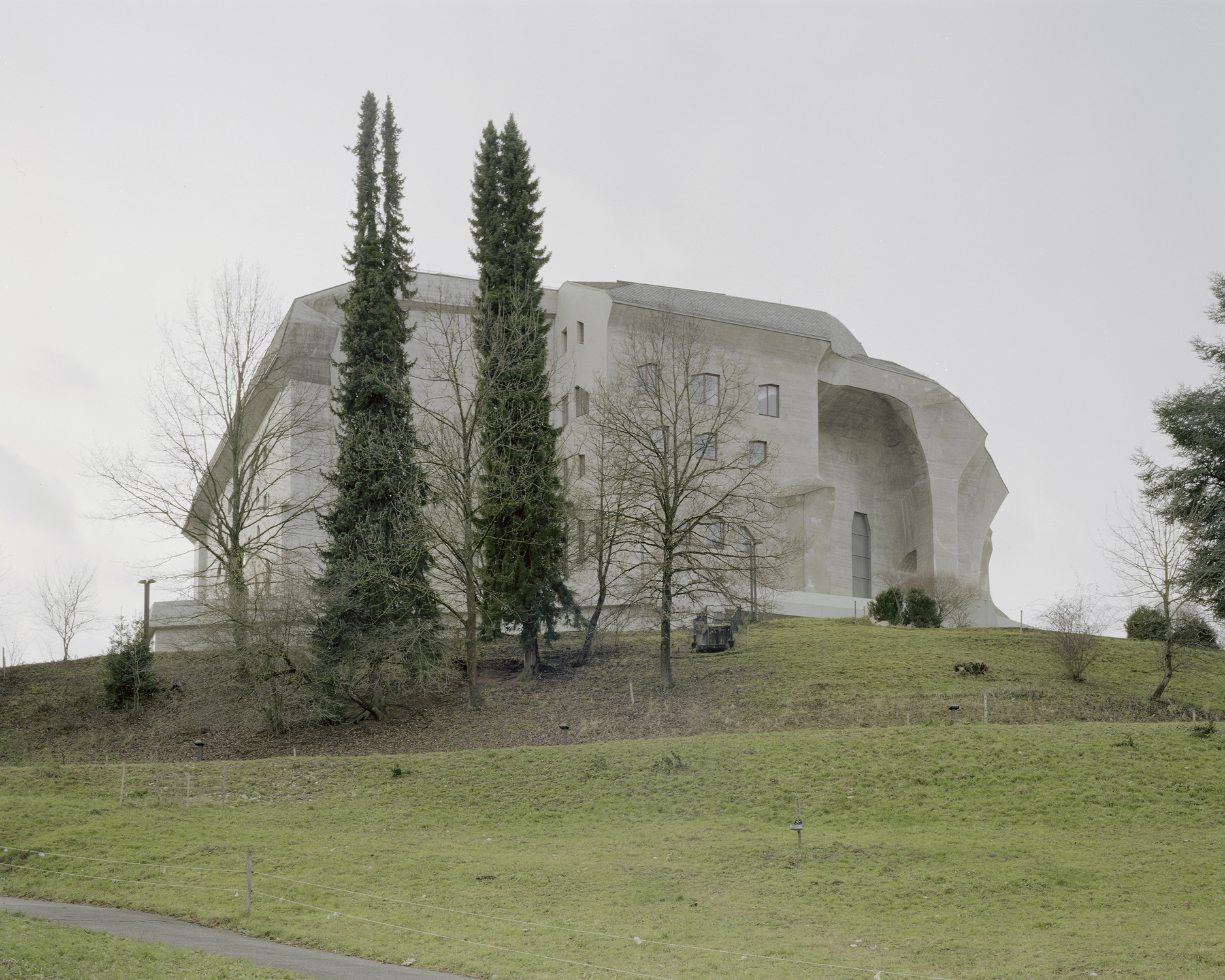 Wallpaper - Goetheanum - © François Coquerel